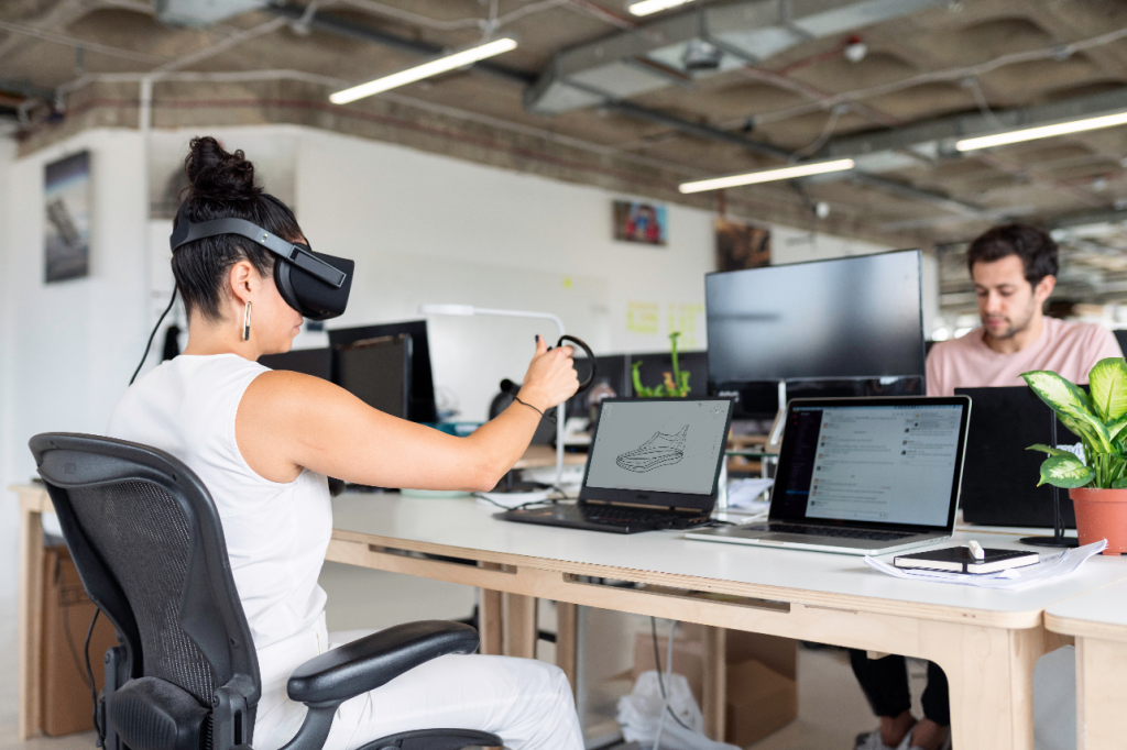 Why VR can promote a healthier work life balance