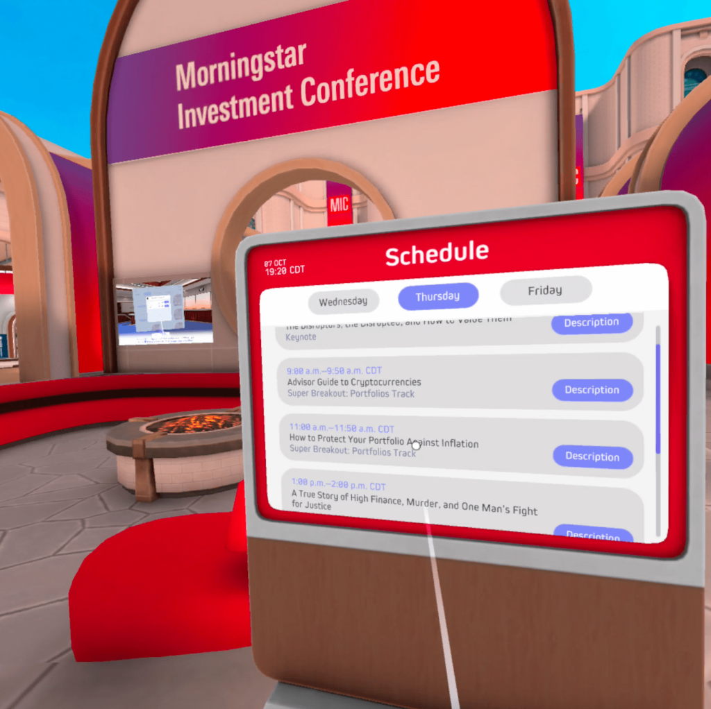 Gatherings hosts Morningstar Investment Conference 2021